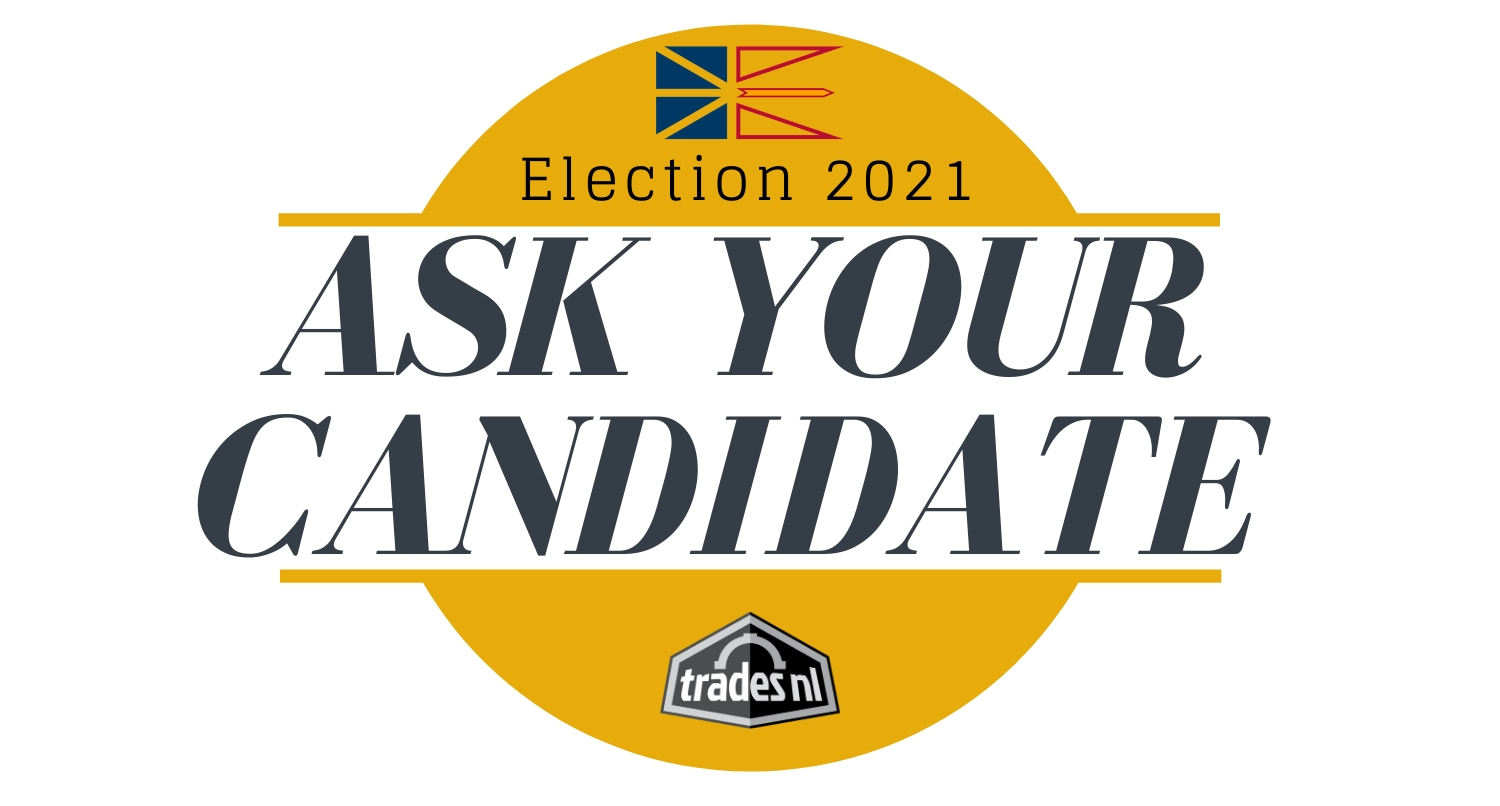 Ask Your Candidate